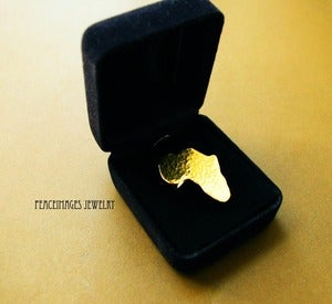 Image of Little Africa Cocktail Ring