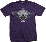 "Image of ""Saints Row"" Purple Legacy T"