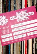 Image of Jive Time Records Gift Certificate