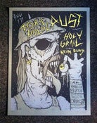 Image of Toxic Holocaust, Holy Grail, Krum Bumz poster