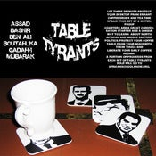 Image of Table Tyrants Coffee Coasters