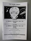 Image of THE ALIEN DIGEST VOLUME NO.1