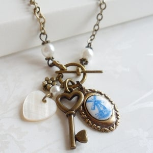 Image of Vintage Keepsake Bracelet