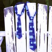 Image of boy ties - geek out