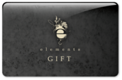 Image of elements Gift Card
