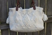 Image of Diamond in the Rough Tote crochet pattern (pdf #86)