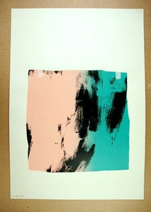 Image of &quot;Artwork&quot; screenprint