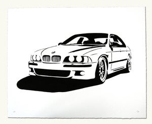 Image of BMW e39 M5