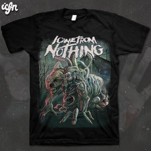 Image of ICFN - The Thing tee
