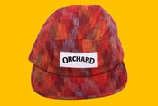 Image of Orchard 5 Panel Hat - Rust Canyon