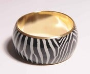 Image of Zebra Bangle