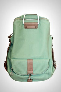 Image of 'Sea of Green' Cross Bag / Backpack