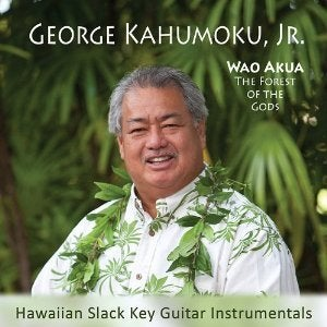 "Image of George Kahumoku, Jr. ""Wao Akua: The Forest of the Gods"" CD"