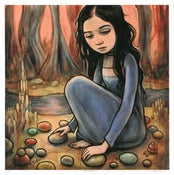 "Image of ""Quiet Stones"" Limited Edition Print"