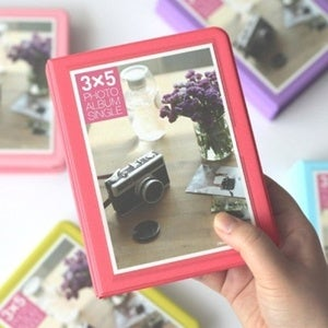 Image of 3X5 photo album single