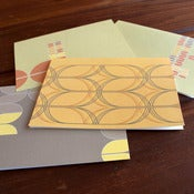 Image of Mod Tulip Card Set