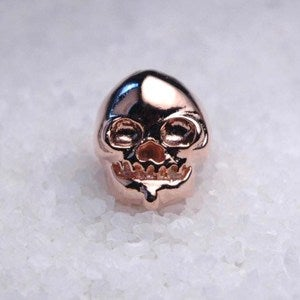 Image of Heavymetal Skull Ring