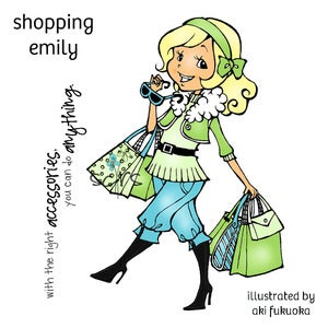 Image of Shopping Emily