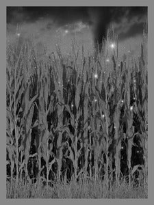 Image of Cornfield/Twister Art Print