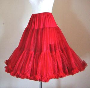 Image of Red Petticoat