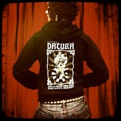 "Image of ""Datura B Movie"" Fleece Hoody - Unisex"