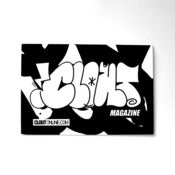Image of CLOUT THROW-UP STICKER