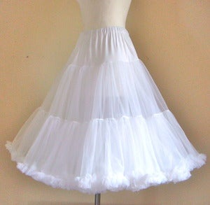 Image of White Petticoat
