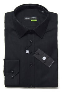 Image of HÖRST HR12716 BLACK SHIRT