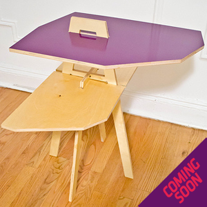 Image of Flat Pack Table