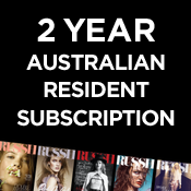 Image of 12 Issue Subscription (2 years) - receive your Ecoya Madison Jar Candle*
