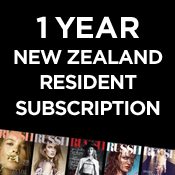Image of 6 Issue New Zealand Subscription (1 year)
