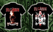 Image of TU CARNE - Goregrind T-SHIRTS black / gray