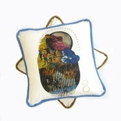 Image of Canyon Land Pillow