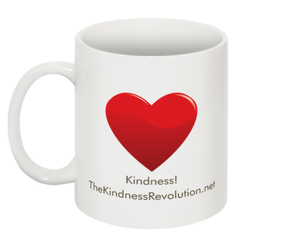 Image of HEART Kindness mug