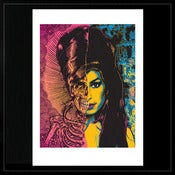 Image of Amy Winehouse by Ben Brown