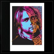 Image of Kurt Cobain by Ben Brown