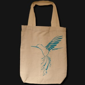 Image of The Bird - Cream Tote Bag