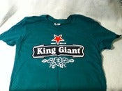 Image of King Giant - Heineken Tee