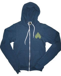 Image of From Within Hoodie - Dark Blue
