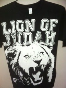 Image of NEW Lion of Judah