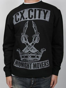 Image of MIDNIGHT MOVERS CREW (Black)