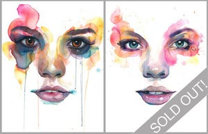 Image of &quot;IN YOUR FACE&quot; PRINT SET 2011