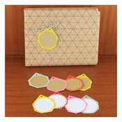 Image of STARBURST TAG & TWINE SETS by Katydid