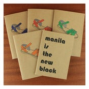 Image of HANDMADE NOTEBOOKS by Emma Makes