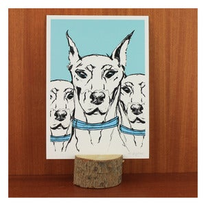 Image of THE GANG PRINT by Evie Kemp