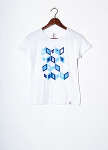 Image of Let's print some shirts - papercut - Women
