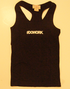 Image of DO WORK Womens Halter Top