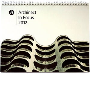 Image of Archinect In Focus 2012 Calendar