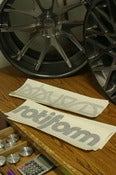 Image of Rotiform - Large windshield stickers