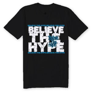 Image of Hype on Hype Black Vneck